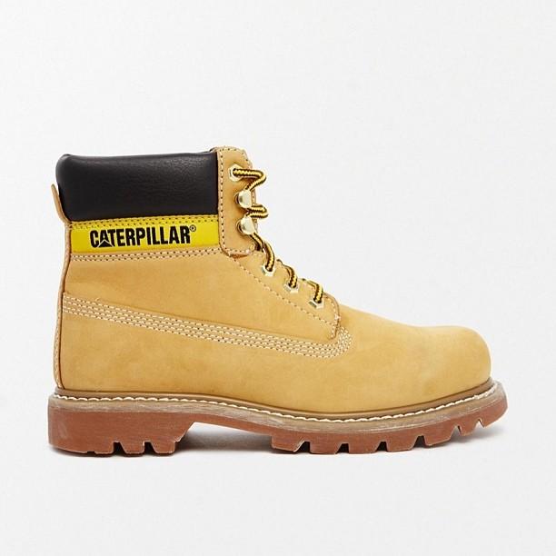 d60b88beb Купить обувь Caterpillar Colorado Ботинки Сапоги и полуботинки Контакты