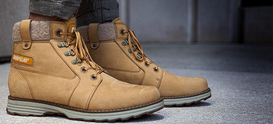 c314f32f7 Мужские ботинки Caterpillar – Ваш лучший выбор